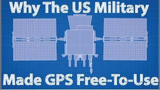 Why The US Military Made GPS Free-To-Use