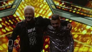 Good Time Boys - Wild | X Faktorius 2018 m. LIVE | 9 serija
