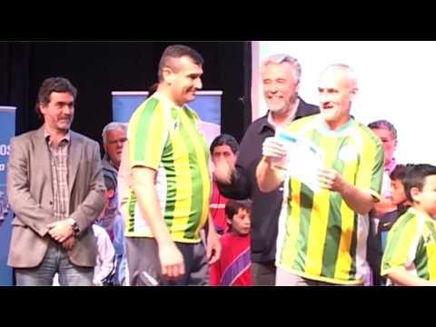 Campeonato Evita Cierre del Apertura y entrega de kits deportivos