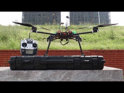 New OFM Hunter 700 Long Range Quadcopter
