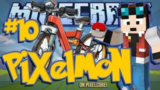THE ACRO BIKE | Minecraft: Pixelmon Mod w/ DanTDM! [#10]
