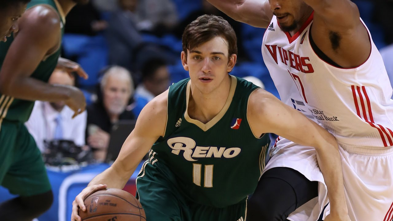 David Stockton Rolls to NBA Honors