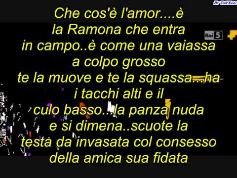 Vinicio Capossela - Che Cosè Lamor