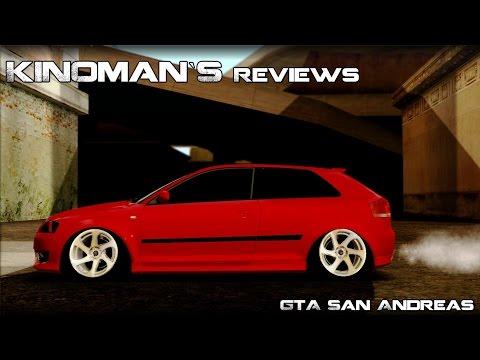 Audi S3 2007 Camber Edit