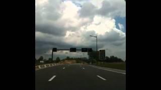 Cardoen Gent Expo route via Loop