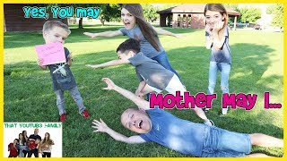 Mother May I With Traps / That YouTub3 Family