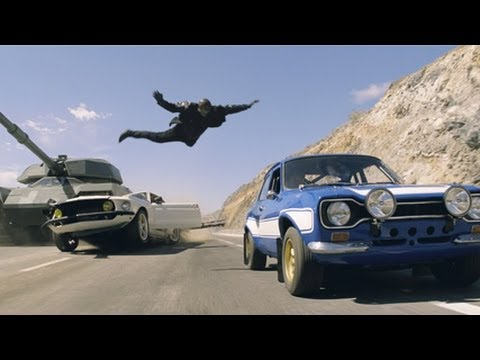 Fast &amp; Furious 6 (Trailer)