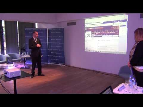 Presentation of NATO Web Portal of Atlantic Council of Georgia followed by Cocktail Reception