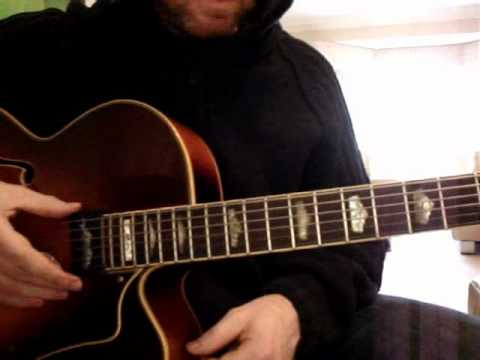 As Long As I Live - Charlie Christian Solo Lesson