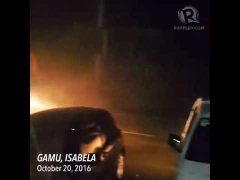 Super Typhoon Lawin: Landfall in Gamu, Isabela