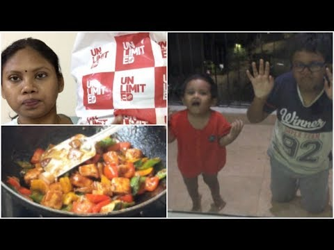 full Day Vlog || An Indian Daily Life || Shopping for kushal || cooking chilli paneer  || sireesha