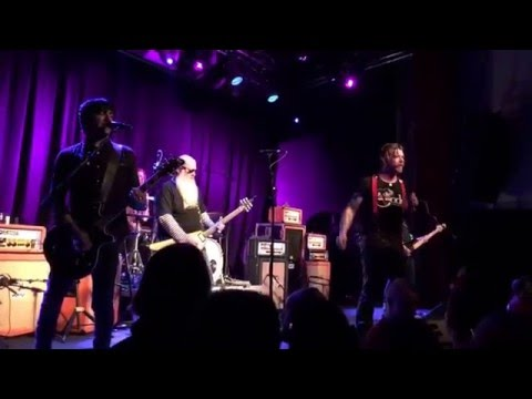Watch Eagles of Death Metal Return to Stage at Stockholm Concert news