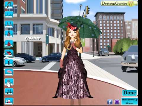 Lolita Princess Dress Up Game - Trailer