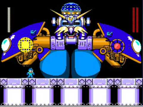 Mega Man Eternal - Wily Machine Eternal (Music)