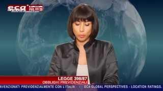 Eca Italia News - mobilità internazionale - ed. luglio 2013