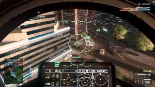 Battlefield 4 F-35 Jet Hovering - DAWNBREAKER Xbox One Multiplayer Gameplay (BF4) HD 1080p