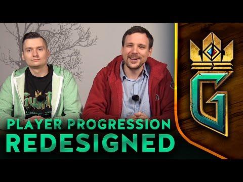 GWENT: THE WITCHER CARD GAME | Player Progression Redesigned