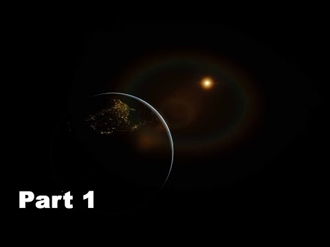 Space Engine - Our Solar System - Part 1 of 2