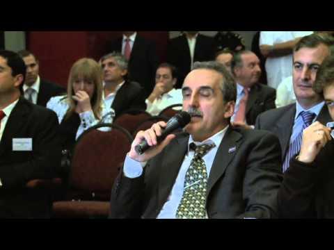 Guillermo Moreno Asamblea Grupo Clarin
