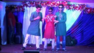 Funniest Dance Ever In bangla mashup by TAREK,MASUD & ASIF #Pabna_Medical_College_RAG_DAY_2k17