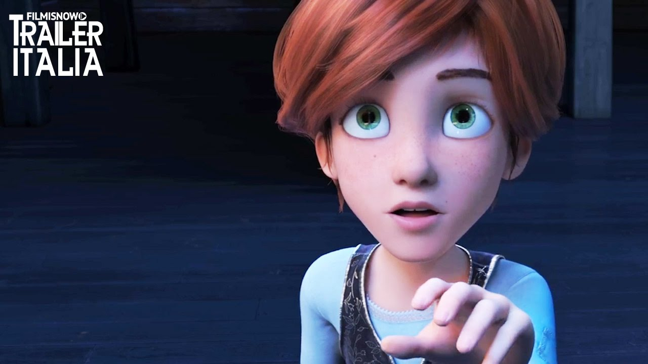 Ballerina - un meraviglioso film d'animazione | Teaser Trailer Italiano [HD]