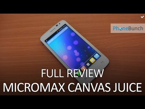 Micromax Canvas Juice A77 Review