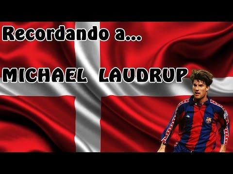#Recordando a... Michael Laudrup