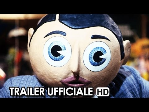 Frank Trailer Ufficiale Italiano (2014) - Michael Fassbender Movie HD