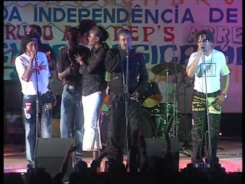 Werrason live Luanda/Angola 2003 (Matshuda Mandangi) Part3