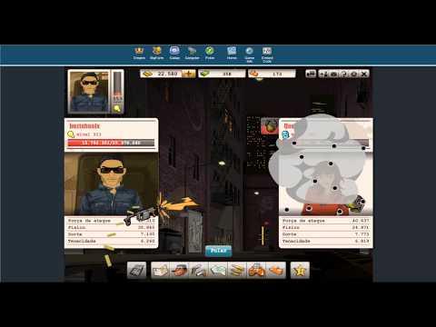 GoodGame Gangster Briga de Gangue nível 385 Vilão NY