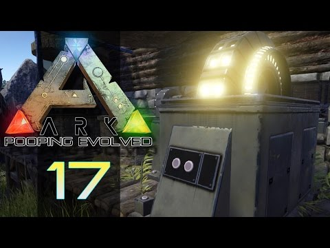 ARK SURVIVAL EVOLVED | Power Generation! | Episode 17 (Gameplay)