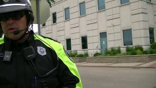 Peoria IL PD FAIL/Intimidation for expressing 4th amend