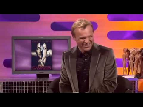 The Graham Norton Show 2007 S2x08 Alan Carr, Glenn Close. Part 1 YouTube