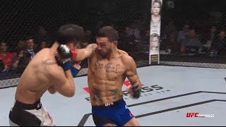 UFC 206: Fight Motion