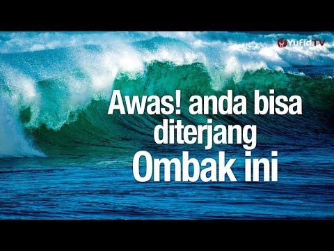 Ceramah Singkat: Ombak Fitnah - Ustadz Dr. Ali Musri Semjan Putra, MA.
