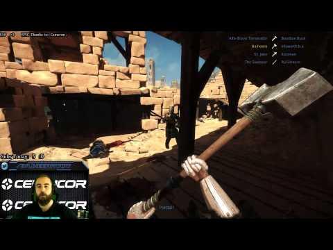 Bajheera - CHIVALRY: BUTT-BLASTER 4000 - Maul Knight Chivalry Gameplay
