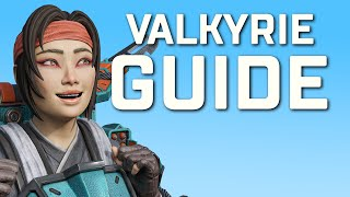 Apex Legends Valkyrie Guide - Tips To Get You Started When The Legacy Update Drops