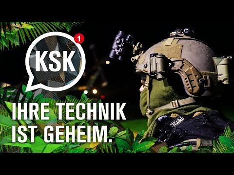 Technik-Teaser KSK - KÄMPFE NIE FÜR DICH ALLEIN   Bundeswehr Exclusive