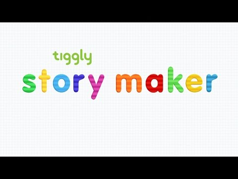 Tiggly Story Maker: Build Words - Best App For Kids - iPhone/iPad/iPod Touch
