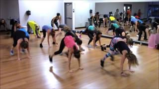 Dance FitnessMusic Dance  to Pep Rally Miss Elliott