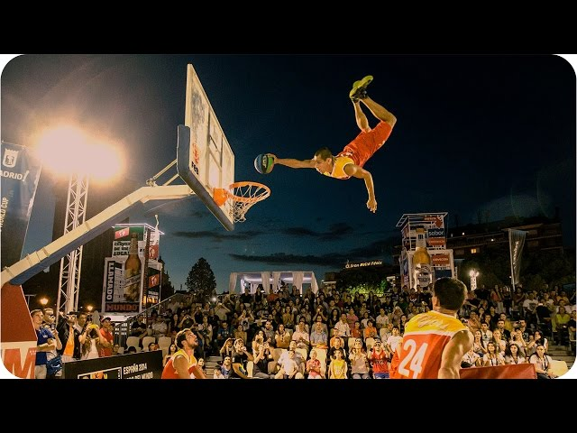 [FaceTeam Invades Spain! | FIBA Basketball World Cup- Iberia ...] Video