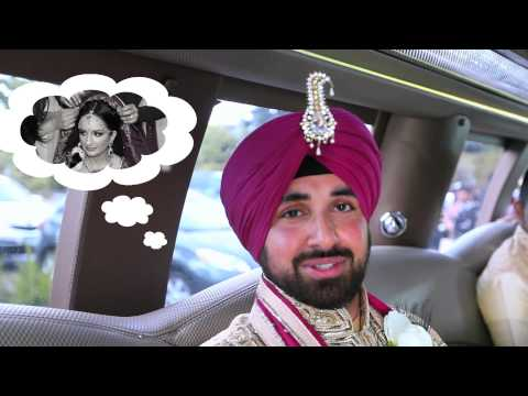 Punjabi Wedding/ Bollywood style Cinematic Wedding (Vancouver,BC) - STUDIO12MOVIES