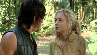 The Walking Dead 4x12 - Daryl's Breakdown Scene [HD]
