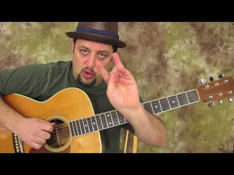 0 Blues Guitar Scales   Acoustic   Ultimate E Blues Run