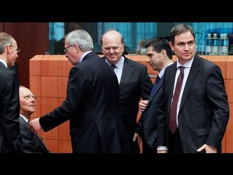 Eurozone finance ministers meet amid growing fears over Greece