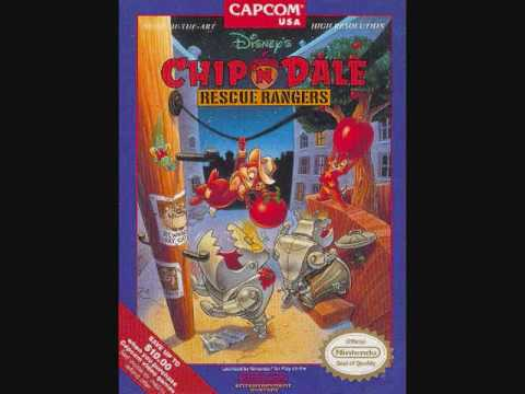 Chip 'n Dale Rescue Rangers for NES - Intro Theme