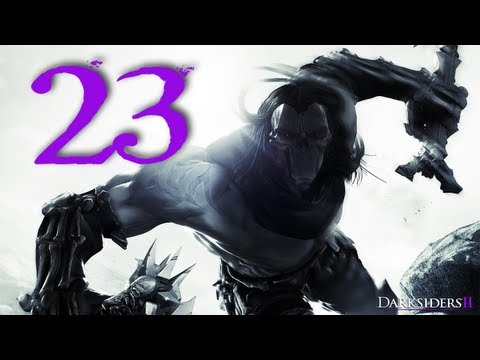 Darksiders 2 Walkthrough / Gameplay Part 23 - The Maker's Sacrifice