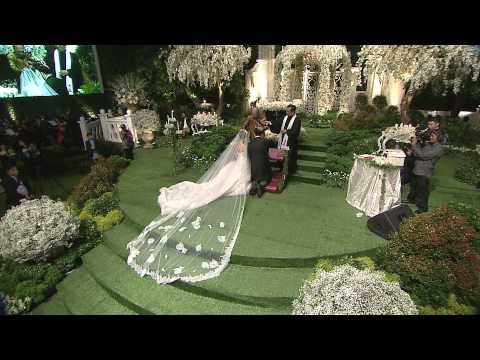 Alexandra yasa wedding
