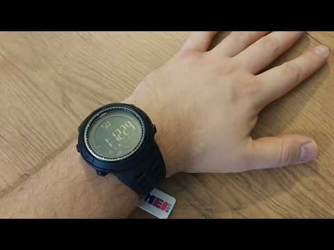 SKMEI 1250 smartwatch smart watch unboxing / review (Marvelous Watches)