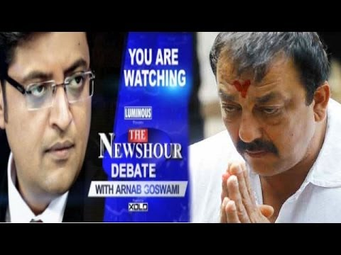 The Newshour Debate: Sanjay Dutt twisting the law? - Full Debate (25th Feb 2014)